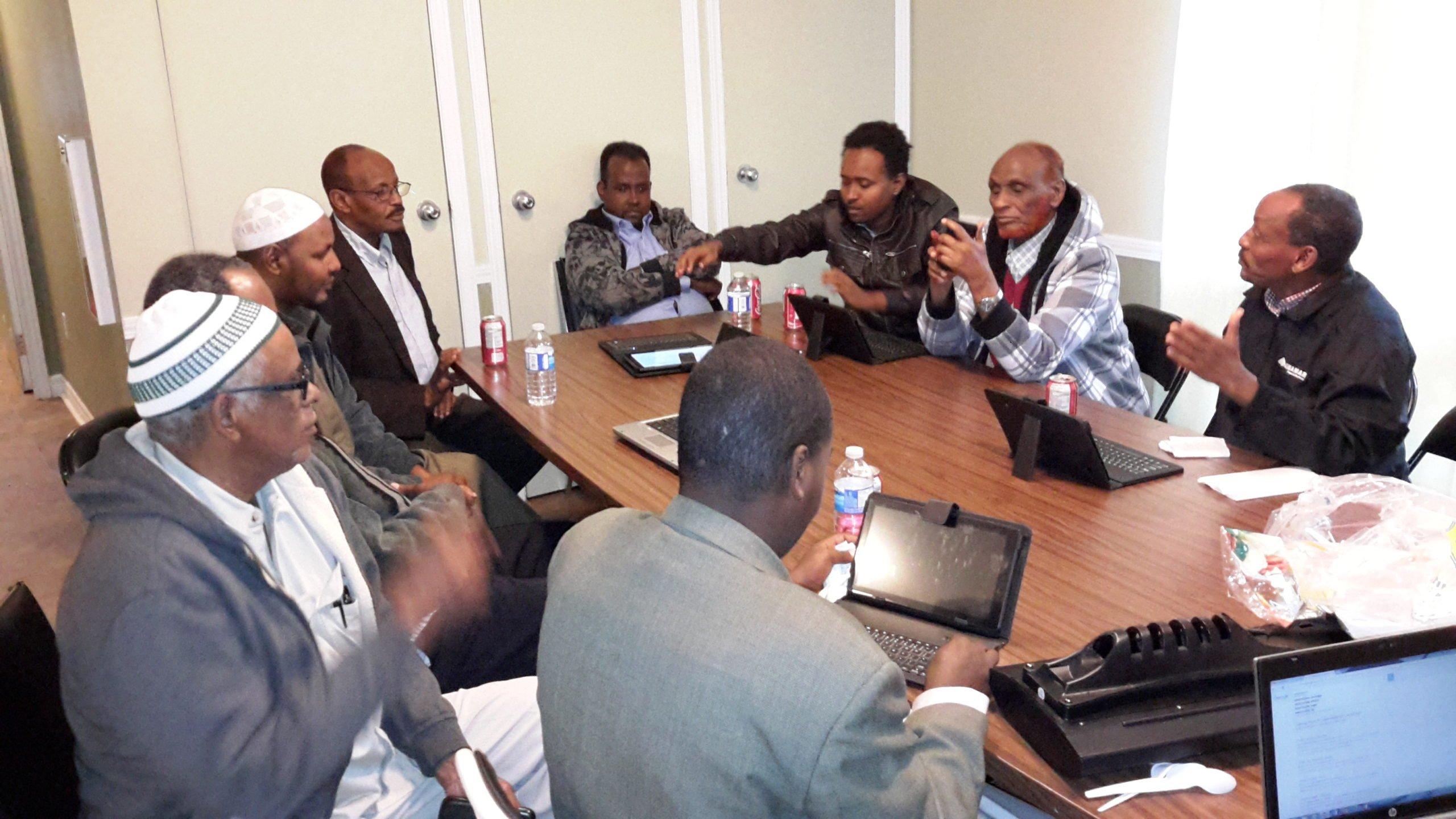 Somali Seniors Wisdom Fridays (SSWF)